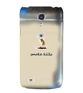 PRINTSWAG SMOKE KILLS Designer Back Cover Case for SAMSUNG GALAXY S4 MINI