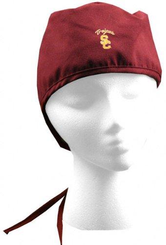 USC Trojans Crimson Scrub Cap