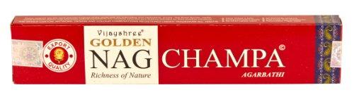Räucherstäbchen Golden Nag Champa, Golden Nag Champa 15er