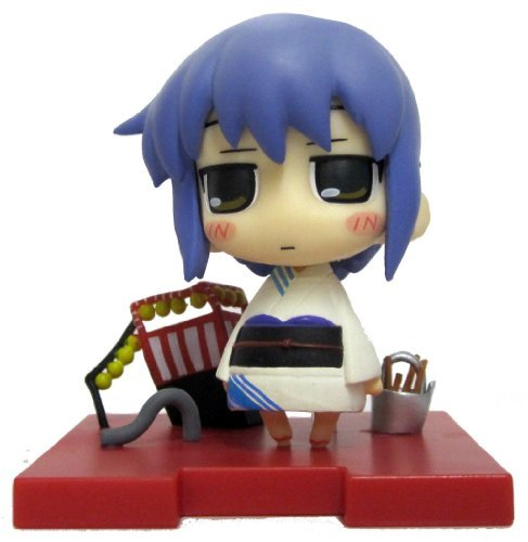 "Sega Vignetteum Cute Figure Haruhi Suzumiya Volume 3 Figure 2.25""- Ryouko Asakura"