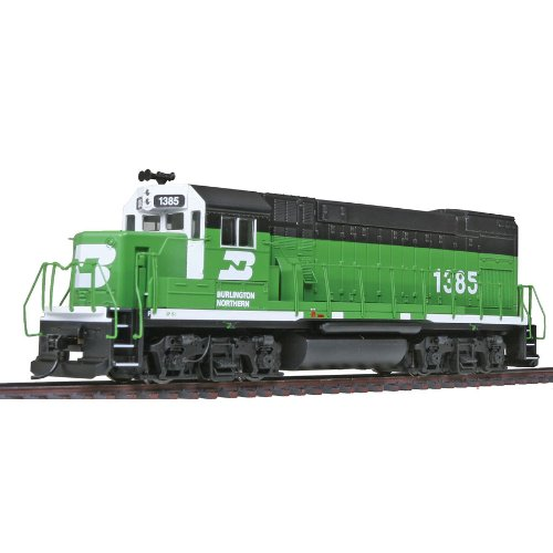 Wm. K. Walthers, Inc. / PROTO  1000 HO Scale Diesel EMD GP15-1 Powered Burlington Northern #1385