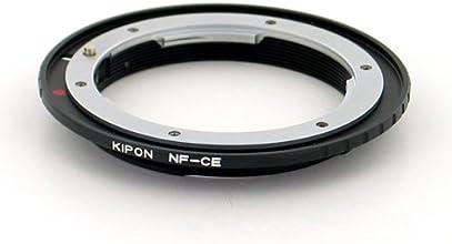 Kipon Nikon F Lens to Canon EOS Body Mount