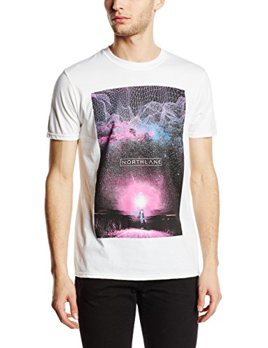 Northlane Northlane Daydreamer-T-shirt  Uomo    bianco X-Large