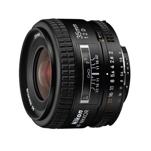 Nikon 35mm f/2D AF Wide-Angle Nikkor Lens for