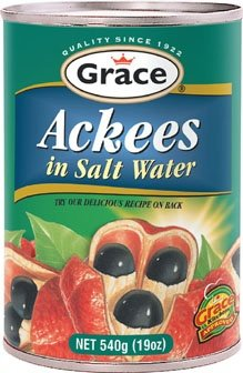 Grace Caribbean Trasition, Ackees, 19-Ounce (24 Pack)