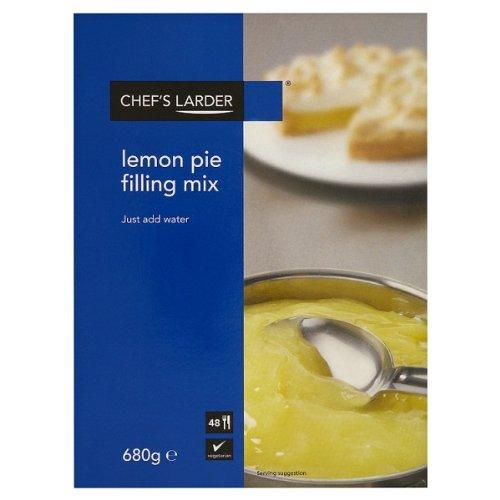 Larder tarte au citron remplissage Mix de 680g de chef