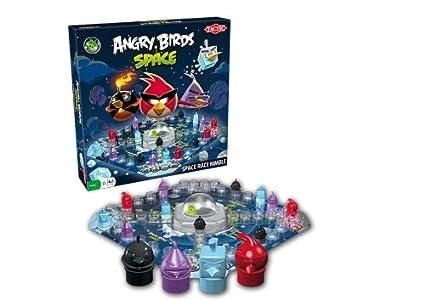 Tactic - 40589 - Jeu de Société - Angry Birds Space Race