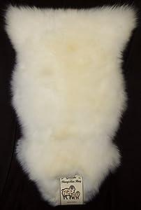 100% Genuine Premium Quality Natural Sheepskin / Lambskin Rug