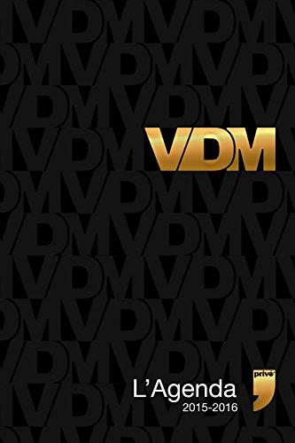 L'agenda VDM 2015-2016