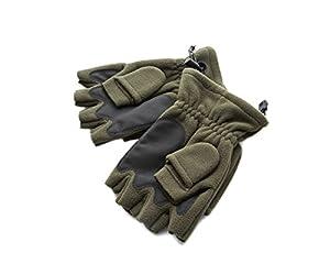 Trakker Polar Foldback Fishing Gloves One Size from Trakker