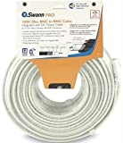 Swann 100 Foot Siamese Cable