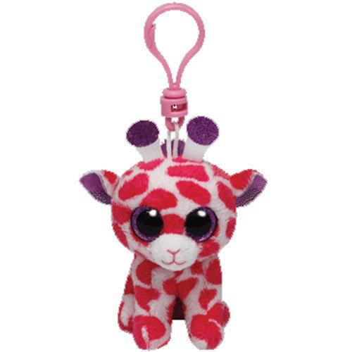 Ty Beanie Boos Twigs - Giraffe Clip - 1