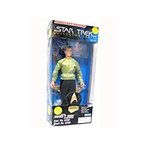 Star Trek Original Series Starfleet Edition - Captain James T. Kirk in Dress Uniform 9 inch Action Figure