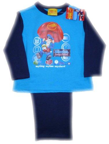 Postman Pat Boys Long Pyjamas - 18-24 Months by ThePyjamaFactory