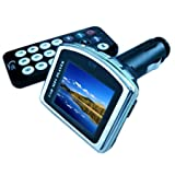 41nz9egY6sL. SL160  4GB 1.8 TFT Color Screen LCD Car Mp3 Mp4 Player with Wireless Modulator Remote Control Built in FM Transmitter (4GB Built in Flash Memory)