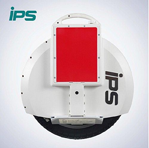 """IPS Familie (Bings) -Willkommen auf die neue Generation der T-Serie von IPS-16 """"-Reifen, hier können Sie wählen, was ist die beste IPS Einrad für sich. Farbe, Modell und Leistung, die Sie die besten + A iphone Fall 4,4s, 5 oder 5s zufällig als Geschenk passt (White, 130wh battery)"""