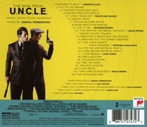 The Man From U.N.C.L.E. (Original Motion Picture Soundtrack) from Sony Music Classical