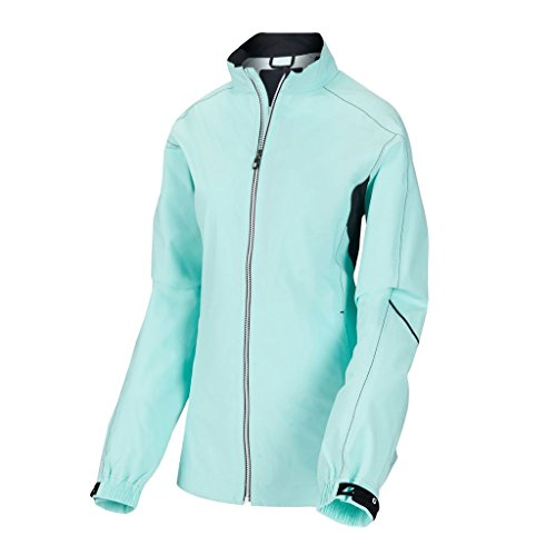 FootJoy HydroLite Women's Rain Jacket Sea Glass Medium (Dryjoy Rain Wear compare prices)