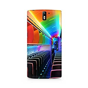 Mobicture Idea Premium Printed Case For OnePlus One