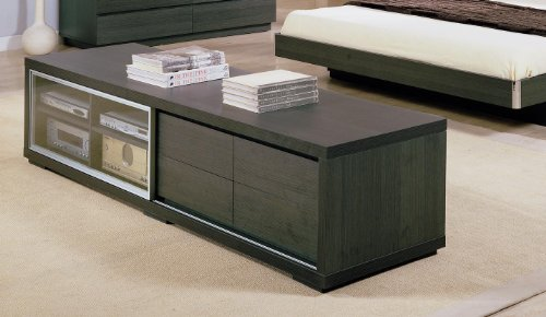 Image of Capri Contemporary Tv Stand (B003KP4RJC)