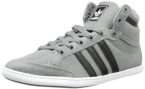 Adidas Originals Men's Grey/Black Plimcana Low Top Trainers 6 UK