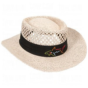 Greg Norman Best Pirces  Greg norman twisted straw hat natural 3312788988a