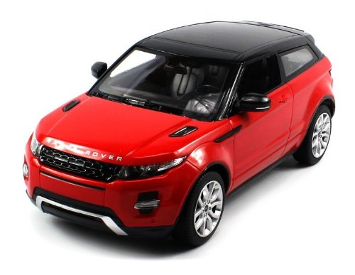 Today Licensed Range Rover Evoque Electric RC Car 1:14 RTR (Colors May Vary) Authentic Body Styling  Review
