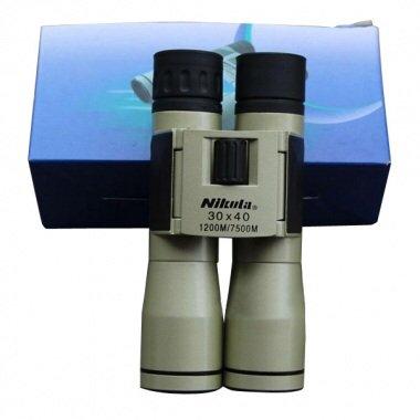 30X32 Hd Zoom Mini Blue Membrane Binoculars Outdoor Telescope