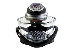 Usha Infiniti Cook HO 3513i 1300-Watt Halogen Oven