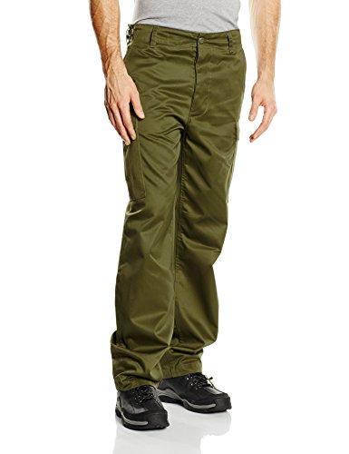 Brandit Herren Us Ranger Hose, Color:oliv;Größe:5XL