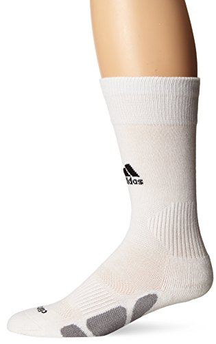 Adidas Utility All Sport Socks, Medium, White/Black/Light Onix