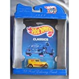 Hot Wheels 30th Anniversary Commerative Replica 1989 32 Ford Delivery Truck YELLOW Classics