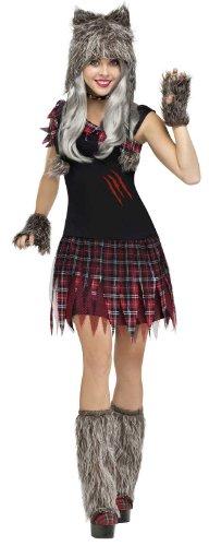 Women's Wick'D Wolfie Costume