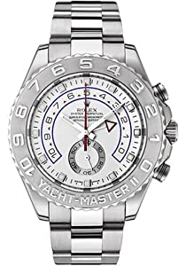 NEVER WORN ROLEX YACHT-MASTER II MENS WATCH 116689