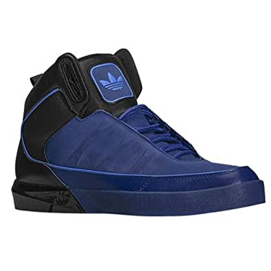 Amazon.com: Mens Adidas Uptown Select Basketball Blue Sneakers (13
