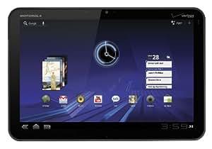 Motorola Xoom Tablette Multimédia 10,1' Dual Core 1GHz NVidia Tegra 2 32Go Wi-Fi Androïd 3.0 Noir