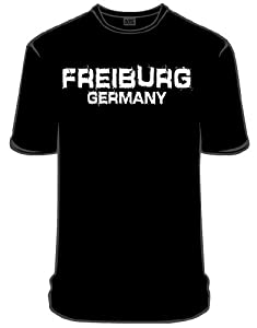 NYC Specials Germany Freiburg T-Shirt, black