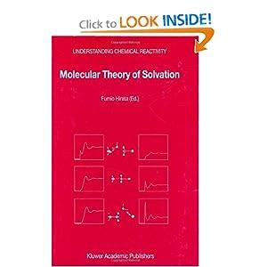 Molecular Theory of Solvation F. Hirata