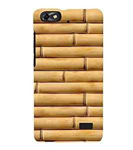 EPICCASE bamboo Mobile Back Case Cover For Huawei Honor 4C (Designer Case)