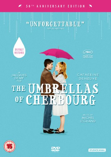 Umbrellas Of Cherbourg (50th Anniversary Edition) [DVD] [1964]