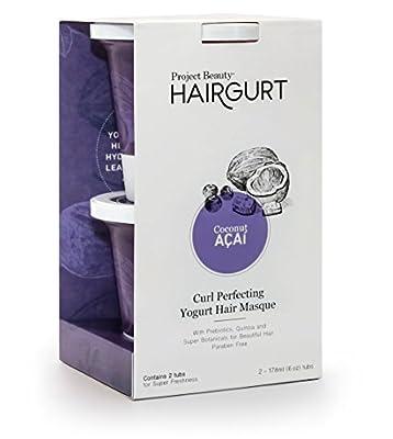 Project Beauty HAIRGURT Yogurt Hair Mask