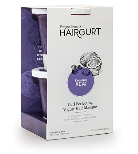 Hairgurt Curl - A Deep Conditioner Yogurt Hair Mask