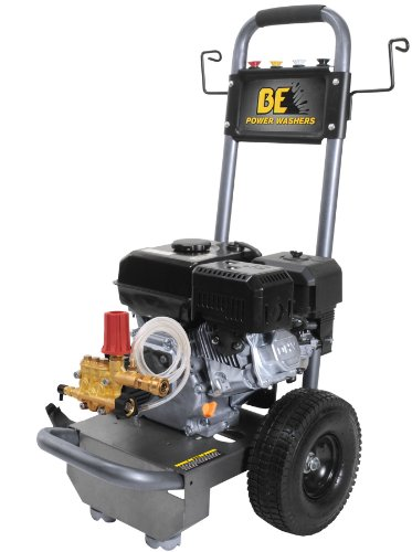 Be Pressure B317Rx Gas Powered Pressure Washer, R210, 3100Psi, 2.3 Gpm front-549795