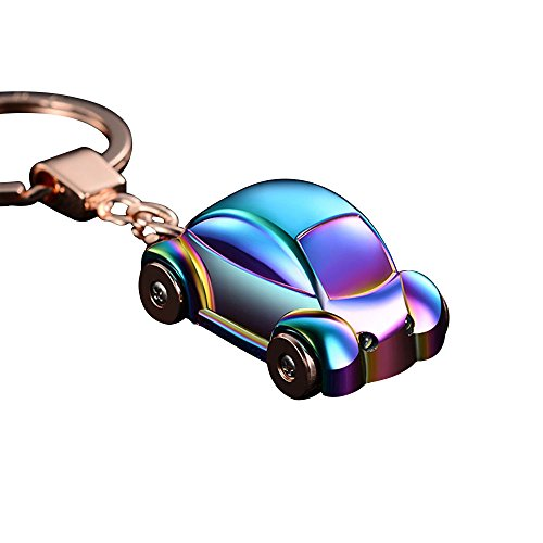 jobon-mini-beetle-auto-elegante-portachiavi-con-sos-torcia-in-lega-di-acciaio-galvanizzato-stesso-cu