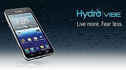 Kyocera Hydro Vibe, Charcoal Gray 8GB (Sprint) No Contract