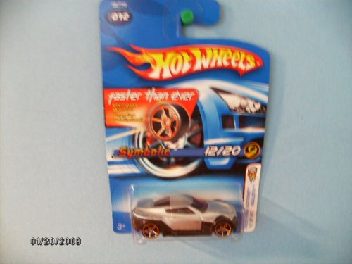 Symbolic 2005 First Edition Faster Than Ever Wheels #012 - 1