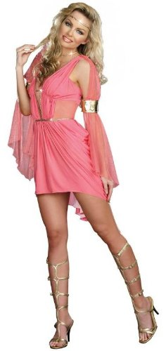 Mythical Grecian Goddess Costume