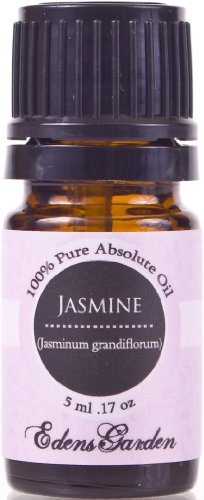 Jasmine 100% Pure Therapeutic Grade Absolute Oil