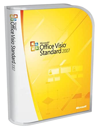 Microsoft Visio Standard 2007 Version Upgrade [Old Version]