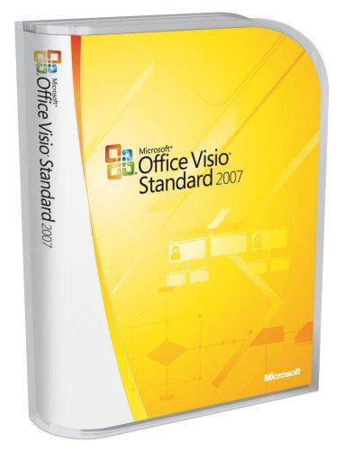 Microsoft Visio Standard 2007 Version Upgrade [Old Version]